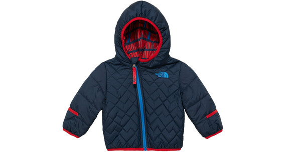 The North Face Infants Perrito Reversible Jacket Cosmic Blue